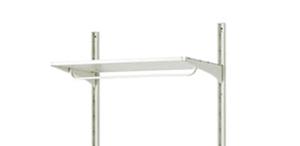 Come farsi una cabina armadio con 111 for Ikea mensole da muro