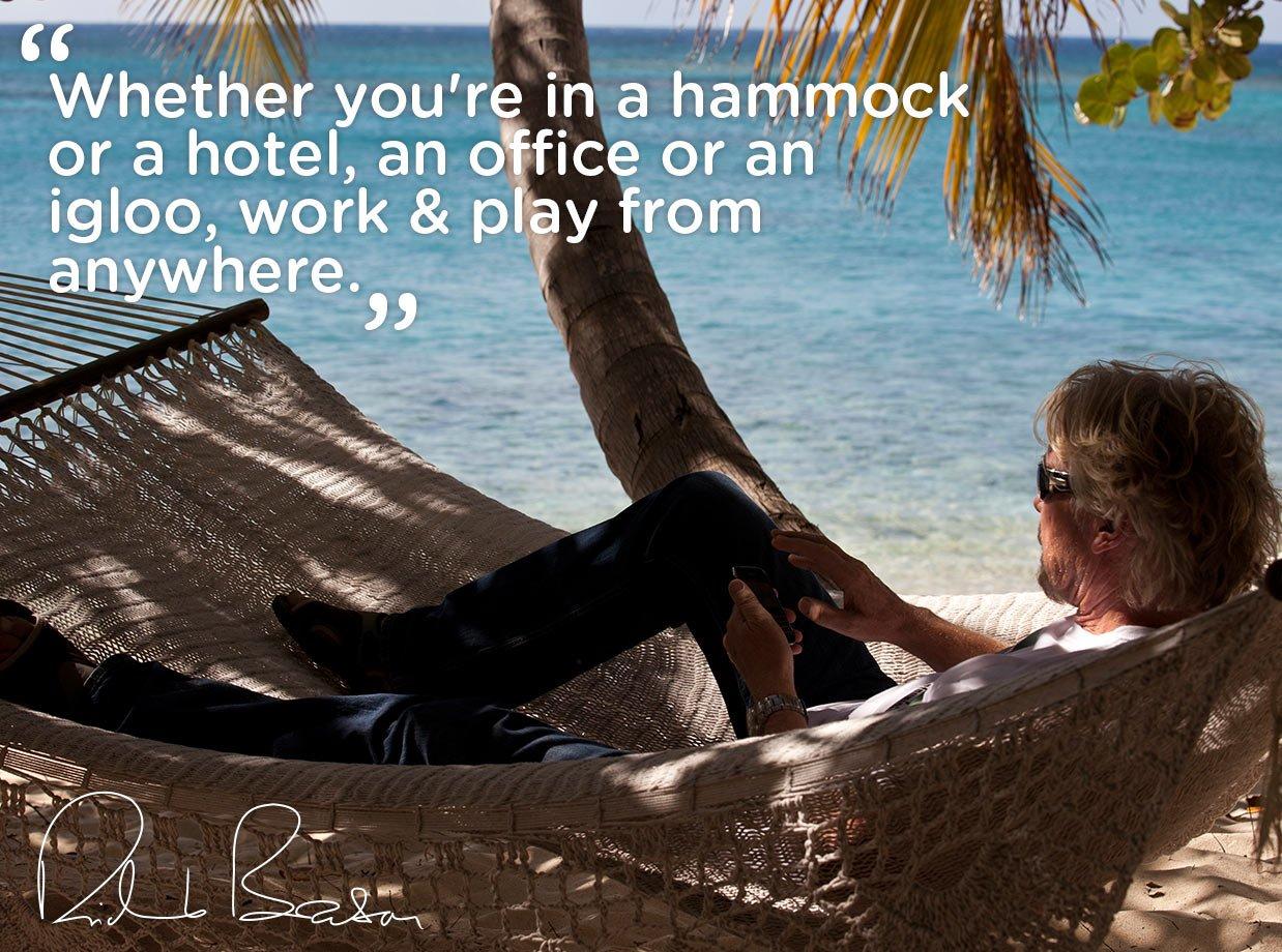 richard_quote_hammock