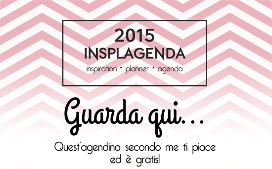 auguri a tutte, ecco l'agenda 2015 PDF gratis - SPORA